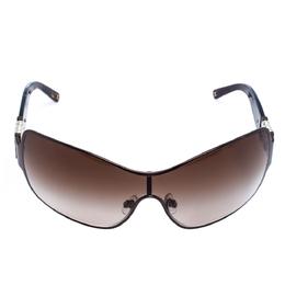 Chanel Havana Brown/ Brown Gradient 4177-H Coco Perle Shield Sunglasses