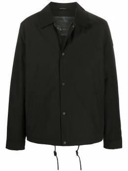 Moose Knuckles куртка с принтом на подкладке M10MJ116