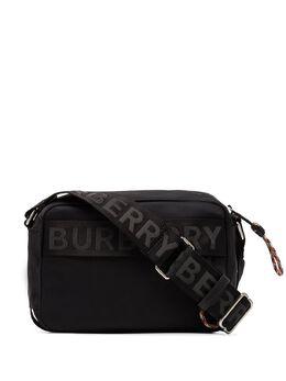 Burberry сумка через плечо с логотипом 8025669