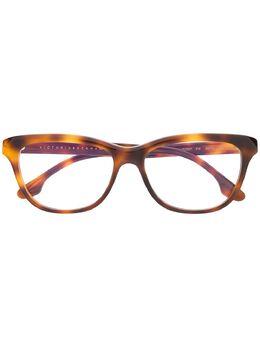 Victoria Beckham очки в прямоугольной оправе VB2607215
