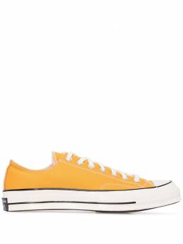 Converse Yellow Chuck 70 low top sneakers 162063C