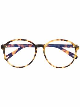 Chloe очки CE2745 в круглой оправе CE2745