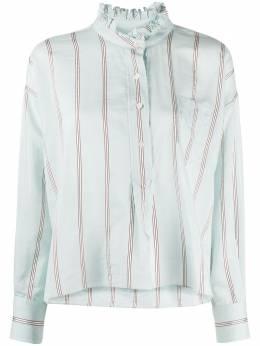 Isabel Marant Etoile блузка в полоску CH026220P023E