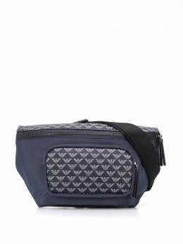 Emporio Armani поясная сумка с логотипом Y4O238YME4J