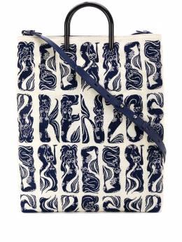 Kenzo сумка-тоут Mermaids FA52SA001F09
