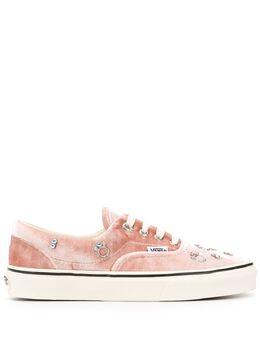 Vans x Sandy Liang velvet crystal-embellished sneakers VN0A4U39W