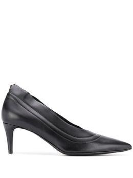 Acne Studios туфли-лодочки на каблуке-рюмке AD0218