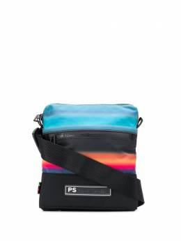 Ps by Paul Smith сумка-мессенджер с полосками M2A6065AHORZN