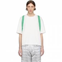 Ambush White Obi Belt T-Shirt 12112073