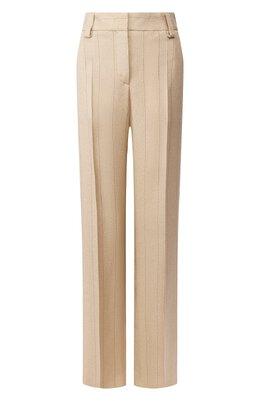 Шелковые брюки Giorgio Armani 0SHPP09M/T01HS