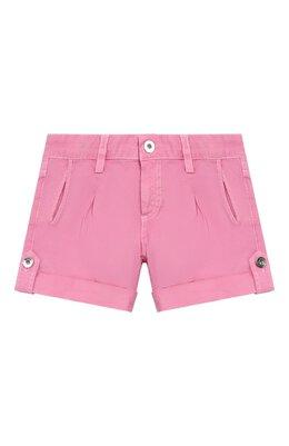 Хлопковые шорты Jacob Cohen S767 J-10009-S