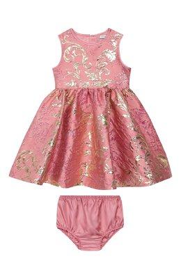 Комплект из платья и шорт Dolce&Gabbana L22DB7/HJMJN
