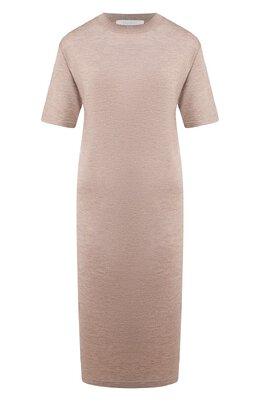 Платье из смеси кашемира и шелка Cruciani CD25.068