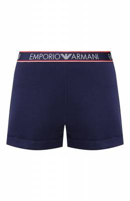 Хлопковые шорты Emporio Armani 164199/0P287