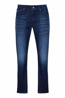 Темно-синие джинсы со средней посадкой Calvin Klein 596189284