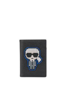 Karl Lagerfeld обложка для паспорта K/Pixel 201W3261999
