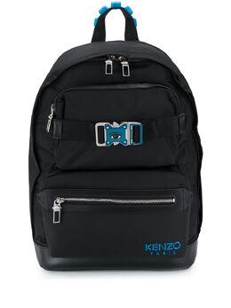 Kenzo рюкзак с декоративной пряжкой FA55SA800F49