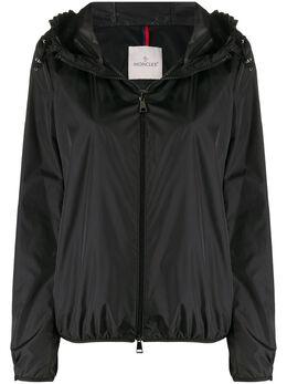 Moncler легкая куртка с капюшоном 1A73600C0438