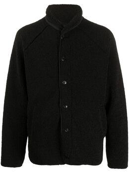 Ymc куртка из шерпы BEACHJACKET