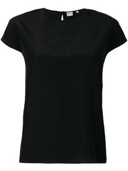 Aspesi блузка с короткими рукавами H801B753