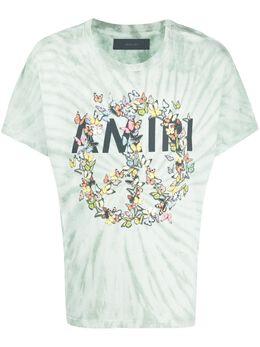 Amiri футболка с принтом Y0M03339CJ