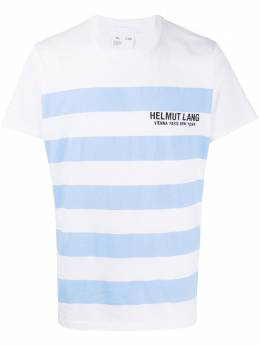 Helmut Lang striped print T-shirt K02DM504