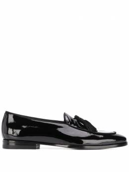 Tagliatore patent leather loafers REMYORE20VE