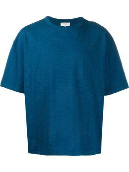 Ymc полосатая футболка оверсайз P6NAF
