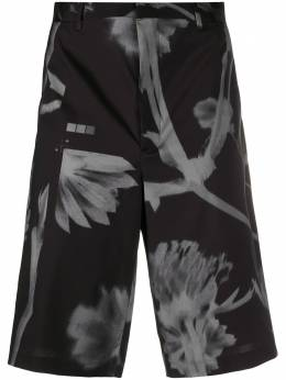 Paul Smith шорты с цветочным принтом M1R992TA01090