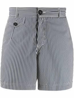 Brunello Cucinelli шорты в полоску MQ827030C190