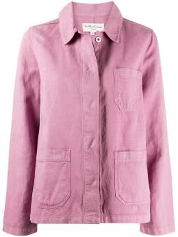 Ymc куртка с накладными карманами Q5NAD