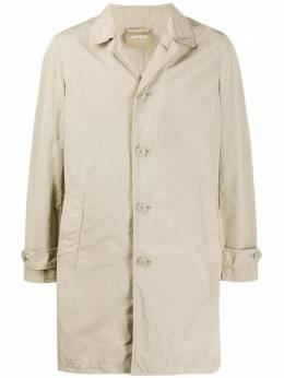 Aspesi пальто прямого кроя I502F973