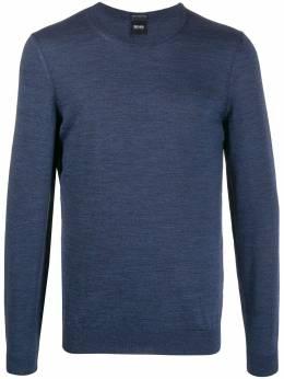 Boss by Hugo Boss knitted long sleeve jumper 50378575