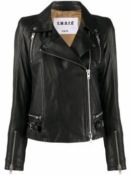 S.w.o.r.d 6.6.44 zipped biker jacket 2022ML