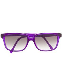 Mykita солнцезащитные очки Milena в квадратной оправе MILENA
