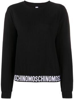 Moschino толстовка с логотипом A17319008