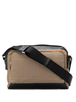 Paul Smith сумка-мессенджер в клетку M1A6116A40653
