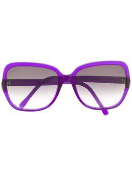 Mykita солнцезащитные очки Esmeralda в массивной оправе ESMERALDA