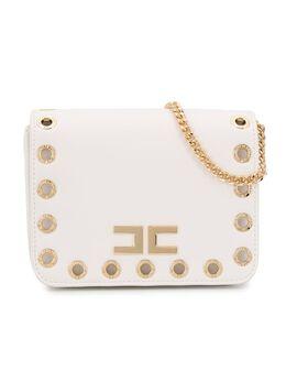 Elisabetta Franchi La Mia Bambina мини-сумка с заклепками EFBO340096