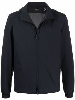 Z Zegna куртка на молнии с капюшоном VU019ZZ078