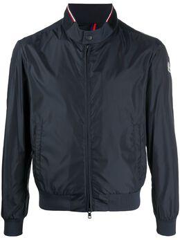 Moncler легкая куртка на молнии 1A7200068352