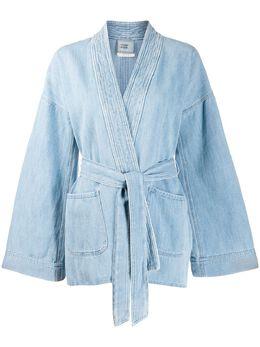 Forte_Forte джинсовая куртка 7027MYJACKET
