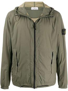 Stone Island куртка с капюшоном MO721543831