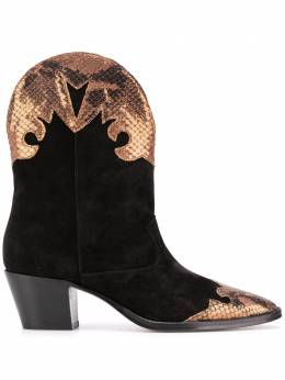 Paris Texas Western ankle boots PX144