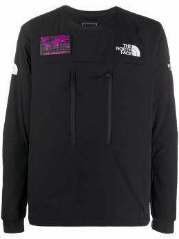 The North Face zip detail sweatshirt NF0A4AIRVJK3