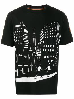 Paul Smith футболка с принтом M1R697PAP1780