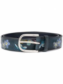 Orciani floral print belt 7909CHINA