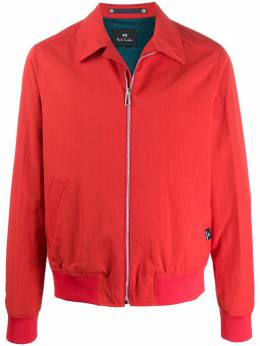 Ps by Paul Smith collar zipped bomber jacket M2R943TA20850