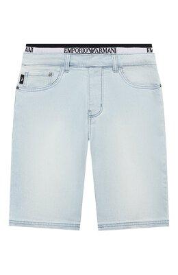 Джинсовые шорты Emporio Armani 3H4S12/4DFNZ