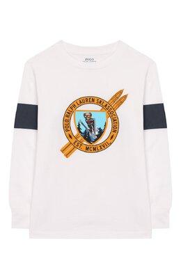 Хлопковый свитшот Polo Ralph Lauren 322760743